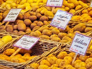 Kartoffel Maschine